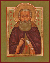 Load image into Gallery viewer, St. Alexander Of Svir - Icons