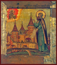 Load image into Gallery viewer, St. Alexander Oshevensky - Icons