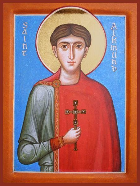St. Alkmund Of Derby - Icons