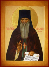 Load image into Gallery viewer, St. Ambrose Of Optina - Icons