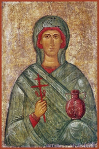 St. Anastasia Of Rome - Icons