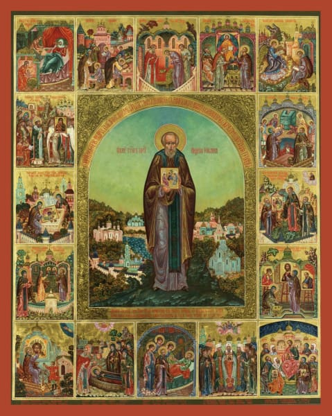 St. Andrei Rublev - Icons