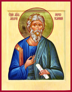 St. Andrew The First Called - Icons