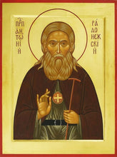 Load image into Gallery viewer, St. Anthony Of Radonezh - Icons