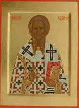 Load image into Gallery viewer, St. Athanasius Of Kovrovski - Icons