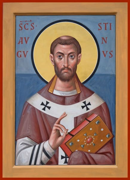 St. Augustine - Icons