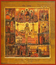 Load image into Gallery viewer, St. Basil The Blessed - Icons