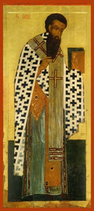 St. Basil The Great - Icons