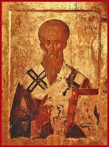 St. Clement Of Ohrid - Icons