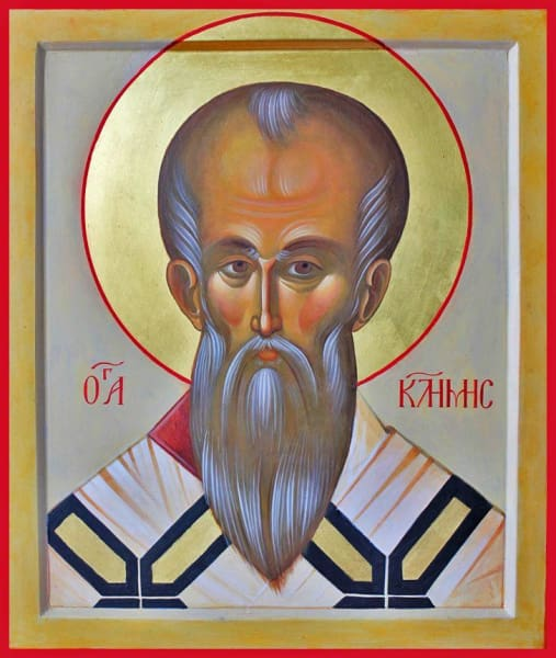 St. Clement Of Rome - Icons