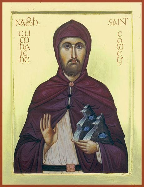 St. Cowey Of Portaferry - Icons