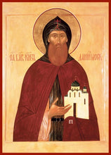 Load image into Gallery viewer, St. Daniel Of Moscow - Icons