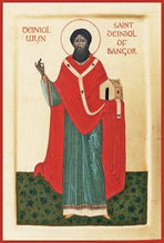 Load image into Gallery viewer, St. Deiniol Of Wales - Icons