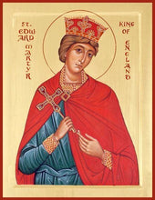 Load image into Gallery viewer, St. Edward The Martyr - Icons