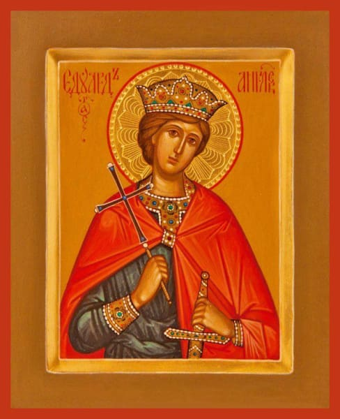 St. Edward The Martyr - Icons