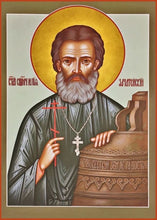 Load image into Gallery viewer, St. Elijah Zachateisky The New Martyr - Icons
