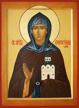 Load image into Gallery viewer, St. Euphrosyne Of Moscow - Icons