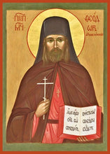 Load image into Gallery viewer, St. Feodor Bogoyavlensky - Icons