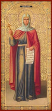 Load image into Gallery viewer, St. Galina The Martyr - Icons