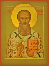 Load image into Gallery viewer, St. Gregory The Thologian - Icons