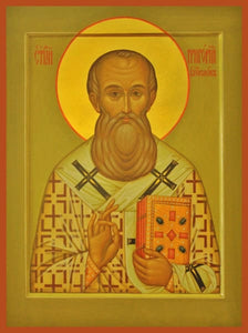 St. Gregory The Thologian - Icons