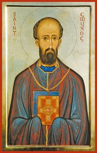 St. Gwynog Of Wales - Icons
