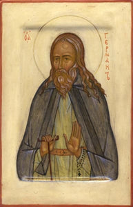 St. Herman Of Alaska - Icons