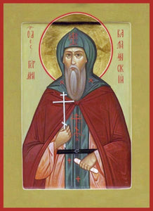St. Herman Of Valaam - Icons