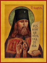 Load image into Gallery viewer, St. Hilarion Triotsky - Icons