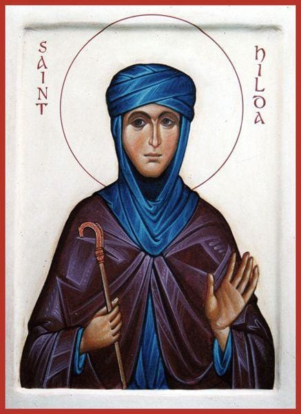St. Hilda Of Whitby - Icons