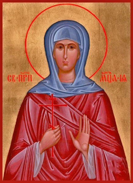 St. Ia Of Persia - Icons