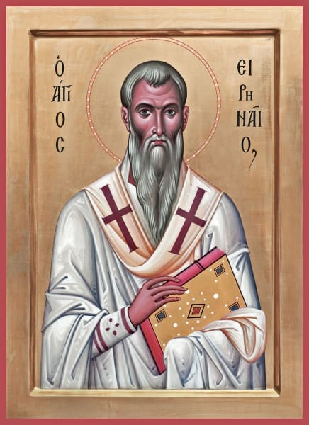 St. Irenaeus Of Lyons - Icons