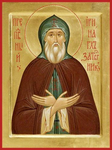 St. Irenaeus Of Rostov - Icons