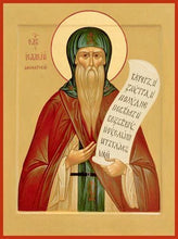 Load image into Gallery viewer, St. Isaac Of Dalmatia - Icons