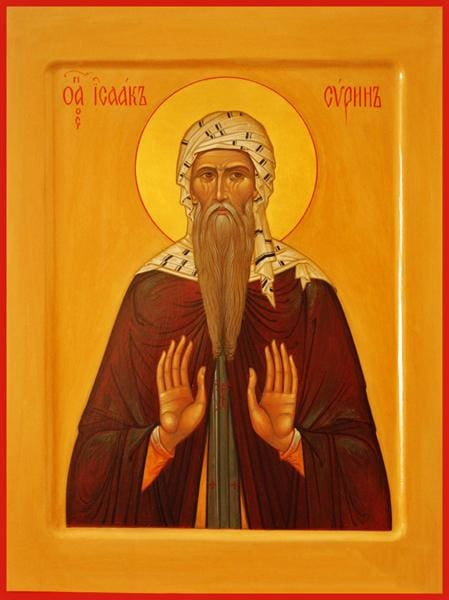 Image result for St. isaac the syrian Icon