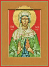 Load image into Gallery viewer, St. Joanna The Myrrh Bearer - Icons