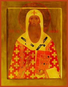 St. Job Patriarch Of Moscow And All Russia - Icons
