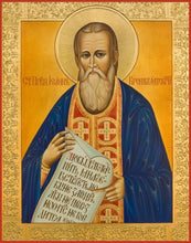 Load image into Gallery viewer, St. John Kronstadt - Icons