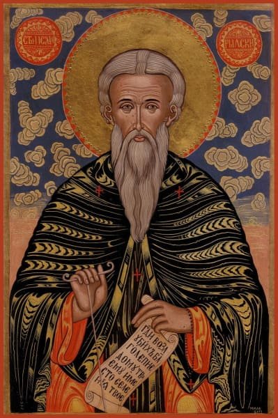 St. John Of Rila - Icons