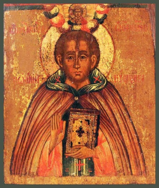 St. John The Hut Dweller - Icons