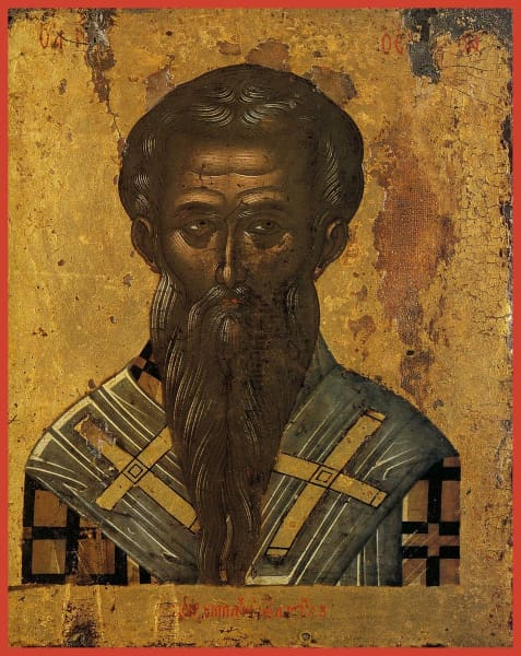 St. John The Merciful - Icons