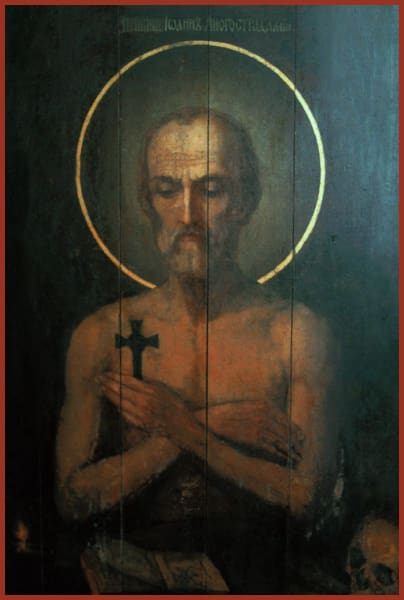 St. John The Muchsuffering - Icons