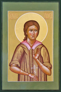 St. John The Russian - Icons