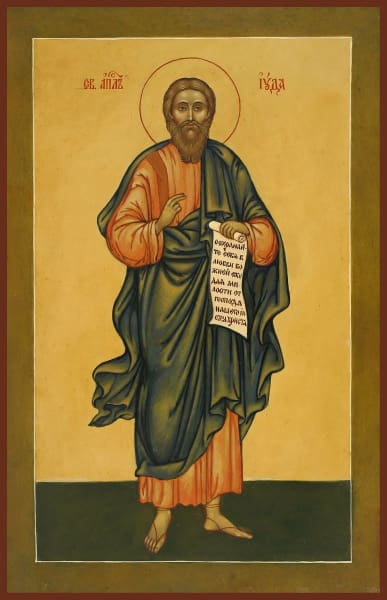 St. Jude The Apostle - Icons