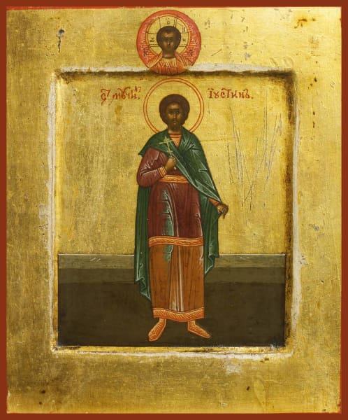 St. Justin Martyr - Icons