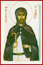 Load image into Gallery viewer, St. Kieran Of Ireland - Icons