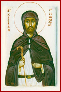 St. Kieran Of Ireland - Icons