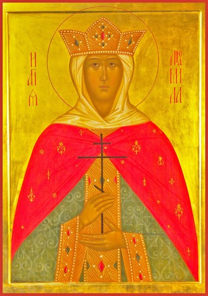 St. Ludmilla - Icons