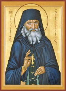 St. Makary Of Optina - Icons