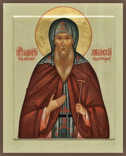 Load image into Gallery viewer, St. Makary Of Zhabyn - Icons